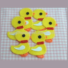 duck decorations 2017 hot sale items wholesale handmade fabric animal craft kids