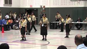 gethsemane sda church pathfinders competition 2012 marching