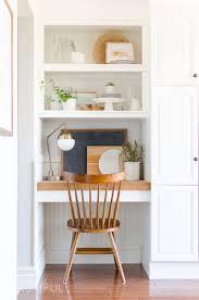 Small Desk For Kitchen Kitchen Desk Hutch