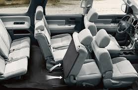 toyota sequoia seating capacity 2016 toyota sequoia specs and features
