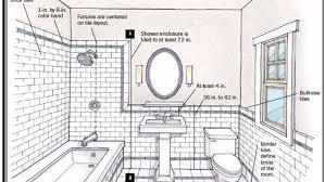 4 X 7 Bathroom Layout 7 X 12 Bathroom Floor Plans With Shower Trend Home 7 X 12