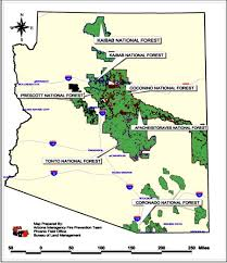 Arizona forest images Fire information jpg