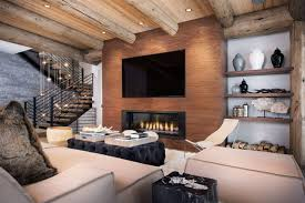 Rustic Modern Decor For CountrySpirited Sophisticates - Rustic modern interior design