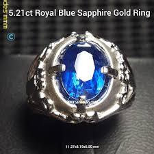model cincin blue safir jual batu permata batu mulia blue safir blue sapphire ruby