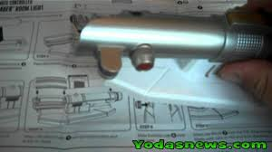 Lightsaber Bedroom Light Wars Remote Controlled Lightsaber Room Light Review With