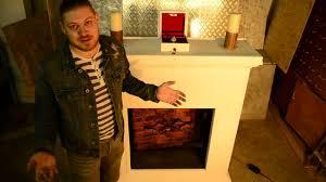 secret passage for quest room fireplace escape room prop youtube