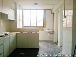 pretty inspiration 3 room hdb kitchen renovation design hdb on