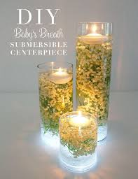 baby breath centerpieces diy baby s breath submersible centerpiece afloral