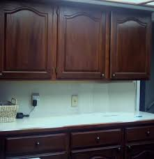 Dark Cherry Wood Kitchen Cabinets by Kitchen New Refinish Wood Kitchen Cabinets Home Design Image
