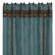 rustic curtains and drapes decorate the house with beautiful