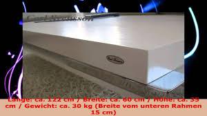 design couchtisch weiãÿ design couchtisch weiß tisch wohnzimmertisch k111 chrom carl