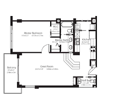 1 Bedroom Condo Floor Plans by Collins Condo Miami Beach Condos For Sale Rent Floor Plans
