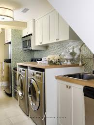 laundry room in kitchen ideas galley style laundry room design ideas
