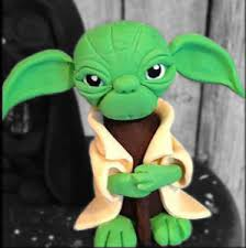 yoda cake topper let us decorate our houses like yoda would done wars