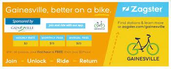 Gainesville Fl Map Bicycle Pedestrian Programs