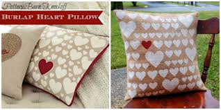 Pottery Barn Throw Two It Yourself Diy Pottery Barn U0027heart U0027 Pillow Knockoff