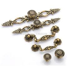 Kitchen Cabinet Handles And Knobs by Aliexpress Com Buy New 96mm Antique Cabinet Kitchen Handles