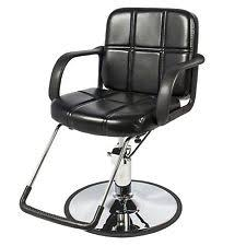 Salon Hair Dryer Chair Salon And Barber Chairs Ebay
