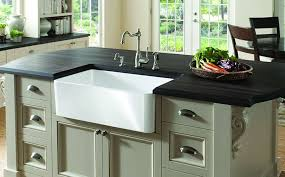 how to install an apron sink in an existing cabinet how to install fireclay farmhouse sink decent home decor
