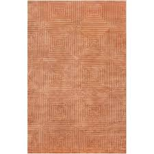 Rust Area Rug Surya Candice Rust Orange 9 Ft X 13 Ft Area Rug Lmn3004