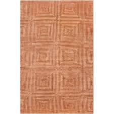 Rust Area Rug Surya Candice Rust Orange 9 Ft X 13 Ft Area Rug Lmn3004