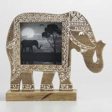 eclectic elephant ring holder images Elephant decor world market tif&a