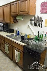 Extra Kitchen Counter Space by Kitchen Tour Making The Most Of A Small Kitchen