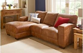 light brown leather corner sofa caesar left hand facing 3 seater chaise end sofa outback cow hide