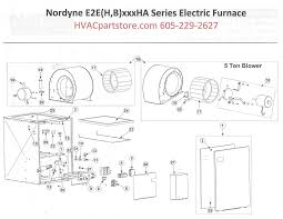 e2eh017hb nordyne electric furnace parts u2013 hvacpartstore
