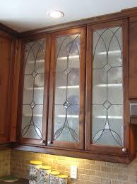 Kitchen Cabinet Doors With Glass Panels Favorite 19 Images Leaded Glass Kitchen Cabinet Doors Blessed Door