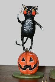 quirky artist loft halloween paper mache sculptures