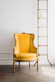 Yellow Velvet Armchair 20 Interiors That Prove The Velvet Trend Is Going Strong French