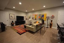 bold design vinyl plank flooring basement impressive idea