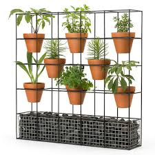 Garden Wall Systems by Vertical Garden Plant Screen Outdoor Indoor Green Wall System Barons
