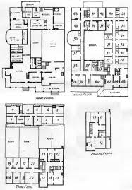 floor plans of mansions 6 mansion floor plans mansions homeca