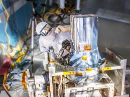 experiment helping study plant growth in space nasa