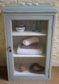 vintage pine wire fronted cupboard cupboards furniture