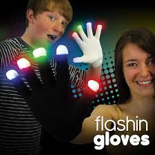 Light Up Gloves Sensory Toys Light Up Gloves Asd Led Toys Autism Toys Autism