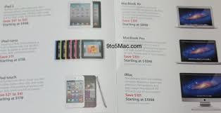 apple s 2011 black friday sale leaked 2 starts at 458