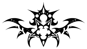 tribal design by anonyminty on deviantart