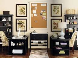 Decorating Desk Ideas Office Office Interior Design Decorating A Small Office Space