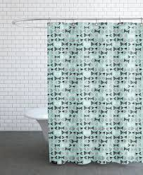 Mint Shower Curtain Butterfly Mint As Shower Curtain By Charlotte Winter Juniqe