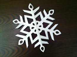 printable paper snowflake template calendar template letter