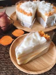 cuisine chef เค กม นม วงมะพร าวอ อน modern cake cuisine by chef