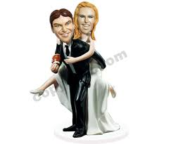 football wedding cake toppers copy you figurine wedding cake topper football