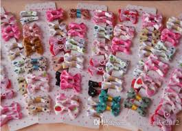 handmade hair bows 2017 handmade designer dogs accessories pet dog bows dog grooming