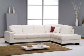 canapé d angle convertible italien canapé d angle en cuir blanc avec couchage sofamobili