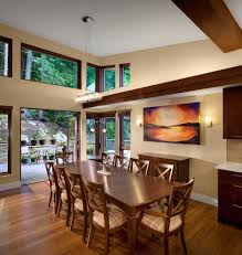 Dining Room Trim Ideas Canadel Furniture Vogue Vancouver Contemporary Dining Room Image
