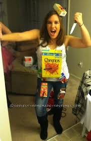 Funny Dirty Halloween Costumes Funny Minute Homemade Costume Idea Cereal Killer U2026 Enter