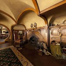 hobbit home interior in a in the ground there lived a hobbit board of the